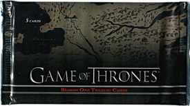 Rittenhouse Game of Thrones Season 1 Trading Card Pack