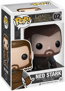Funko POP! Game Of Thrones Vinyl Figure Ned Stark