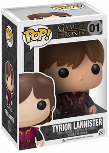 Funko POP! Game Of Thrones Vinyl Figure Tyrion Lannister