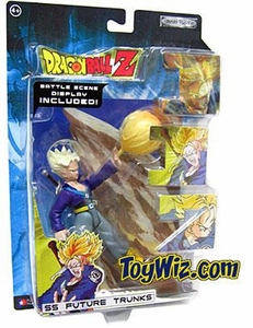 Dragonball Z Series 18 Action Figure SS Future Trunks