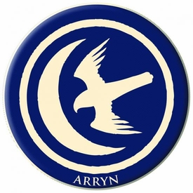 Game of Thrones Embroidered Patch Arryn House Crest