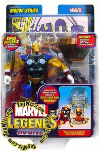 Marvel Legends Series 15 Action Figure Beta Ray Bill [Modok Build-A-Figure]