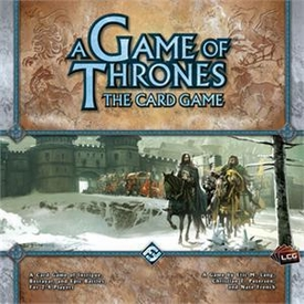A Game of Thrones: Core Set Fantasy Flight LCG Living Card Game