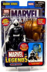 Marvel Legends Series 15 Action Figure Moon Knight [Modok Build-A-Figure]
