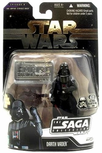 Star Wars Saga 2006 Basic Action Figure Darth Vader (Ultimate Galactic Hunt)