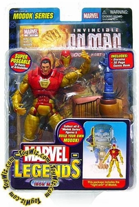 Marvel Legends Series 15 Action Figure Thor Buster Iron Man [Modok Build-A-Figure]
