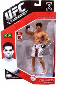 UFC Jakks Pacific Exclusive Series 2 Deluxe Action Figure Lyoto Machida