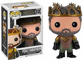 Funko POP! Game Of Thrones Vinyl Figure Renly Baratheon