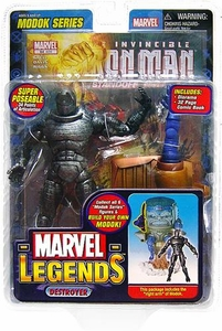 Marvel Legends Series 15 Action Figure Destroyer Variant [Modok Build-A-Figure]