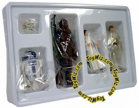 Star Wars Saga Early Bird Action Figure Set