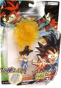 Dragon Ball GT Series 4 Action Figure Goku