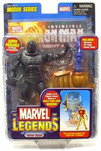 Marvel Legends Series 15 Action Figure Destroyer Variant [Factory Error] [Modok Build-A-Figure]