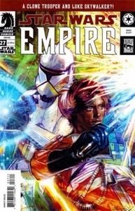 Comic Books Star Wars Empire #27