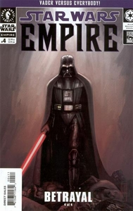 Comic Books Star Wars Empire #4