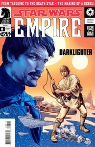 Comic Books Star Wars Empire #8