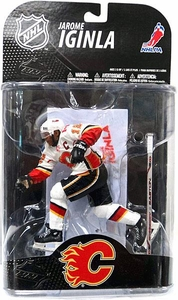 McFarlane Toys NHL Sports Picks Canadian Exclusive Action Figure Jarome Iginla (Calgary Flames)