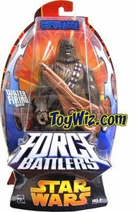 Star Wars EIII Revenge of the Sith Force Battlers Action Figure Chewbacca