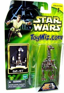 Star Wars Power Of The Jedi Star Tours Exclusive G2-4T