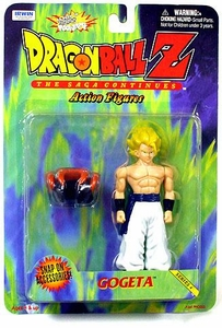 Dragon Ball Z Irwin Series 4 Action Figure Gogeta