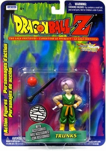 Dragon Ball Z Irwin Series 10 Action Figure Young Trunks [With Accessories]