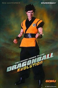 Enterbay Dragon Ball Evolution Movie 12 Inch Action Figure Goku