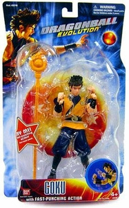 Dragonball Evolution Movie 6 Inch Action Figure Goku