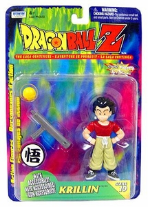 Dragonball Z Irwin Series 10 Action Figure Krillin