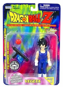 Dragon Ball Z Irwin Series 13 Action Figure Vegeta