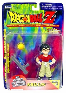 Dragonball Z Irwin Series 6 Action Figure Krillin