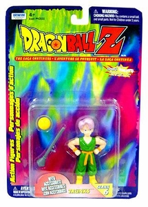 Dragon Ball Z Irwin Series 6 Action Figure Trunks