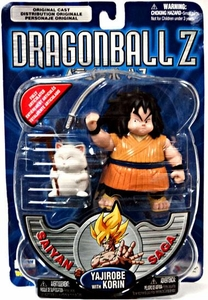 Dragon Ball Z Saiyan Saga Action Figure Yajirobe with Korin