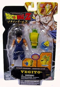 Dragon Ball Z Ultimate Collection 4 Inch Figure Vegito [Porunga Dragon Lower Body]