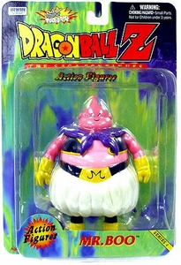 Dragon Ball Z Irwin Series 4 Action Figure Mr. Boo