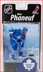 McFarlane Toys NHL Sports Picks Canadian Exclusive Action Figure Dion Phaneuf (Toronto Maple Leafs)