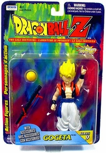 Dragonball Z Irwin Series 9 Action Figure Gogeta