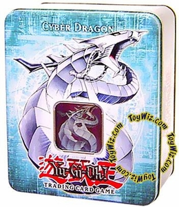 YuGiOh GX 2006 Wave 1 Collector Tin Set Cyber Dragon