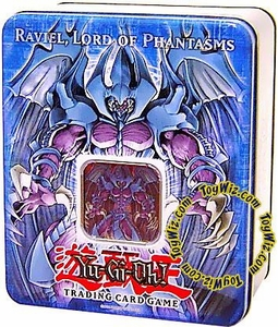 YuGiOh GX 2006 Wave 1 Collector Tin Set Raviel, Lord of Phantasms