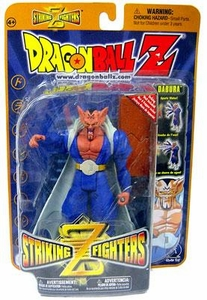 Dragon Ball Z Striking Z Fighter Action Figure Dabura