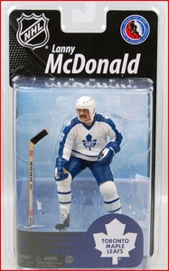 McFarlane Toys NHL Sports Picks Canadian Exclusive Action Figure Lanny McDonald (Toronto Maple Leafs)