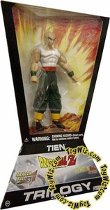 Dragonball Z Trilogy Series 1 Action Figure Tien with Blast Attack