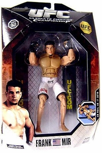 UFC Jakks Pacific Exclusive Series 0 Deluxe Action Figure Frank Mir