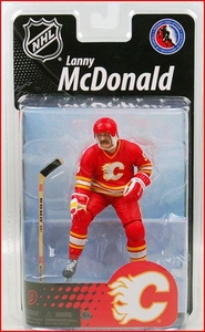 McFarlane Toys NHL Sports Picks Canadian Exclusive Action Figure Lanny McDonald (Calgary Flames)