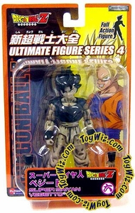 Dragon Ball Z Ultimate Figure Series 4 Super Poseable Action Figure SS Vegito