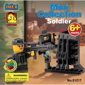 IMEX Oxford Mini Collection Figure #51217 Soldier