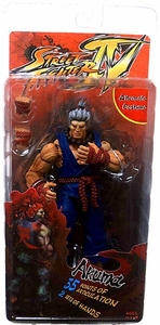 NECA Player Select Street Fighter IV Survival Mode Action Figure Akuma