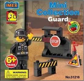 IMEX Oxford Mini Collection Figure #51216 Guard