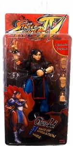 NECA Player Select Street Fighter IV Survival Mode Action Figure Chun Li