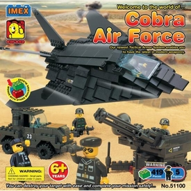 IMEX Oxford Set #51100 Cobra Air Force