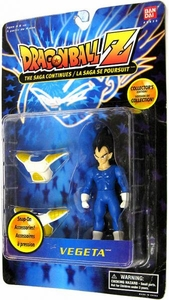 Dragon Ball Z Bandai Original Action Figure Vegeta [Saiyan Battle Armor]