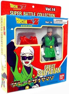 Dragon Ball Z Bandai Japanese Super Battle Collection Action Figure Vol. 14 Great Saiyaman